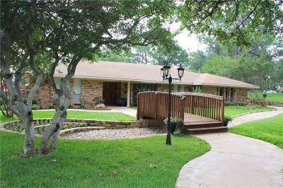 Denton Single Family Home For Sale: 3211 Carmel Street
