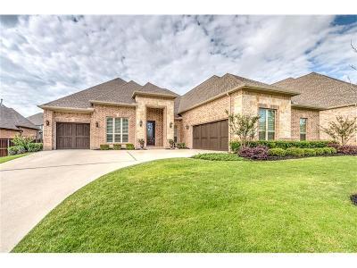 Old Grove Add Single Family Home For Sale: 209 Hawks Ridge Trail