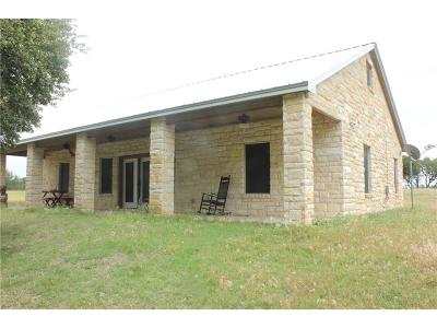 Dublin Single Family Home For Sale: 8338 County Road 365