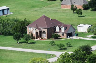 Aubrey Single Family Home For Sale: 10053 Moss Rose Lane