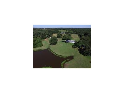 Buffalo, Fairfield, Kirvin, Oakwood, Streetman Farm & Ranch For Sale: 278 Fcr 380