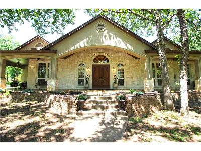 Azle Single Family Home For Sale: 115 River Run Drive