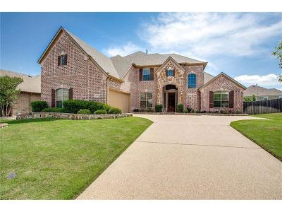 Sachse Single Family Home Active Option Contract: 6806 Indian Meadow Court
