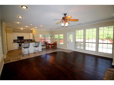 Denton Single Family Home For Sale: 3205 Forrestridge Drive