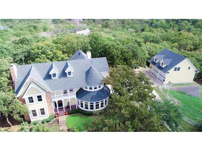 Hickory Creek Single Family Home For Sale: 1166 Sycamore Bend Road
