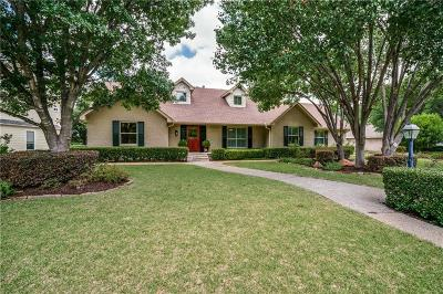 Farmers Branch TX Single Family Home Active Contingent: $668,000