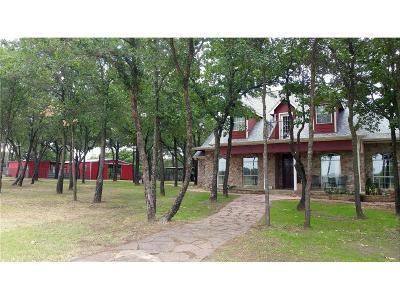 Weatherford Farm & Ranch For Sale: 888 Floyd Road