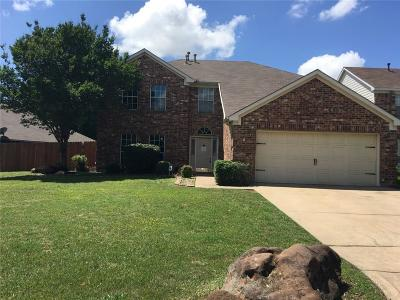 Grand Prairie Single Family Home For Sale: 4219 Tanner Way