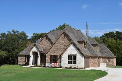 Weatherford Single Family Home Active Option Contract: 306 Arapahoe Ridge