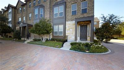 Addison Townhouse For Sale: 3900 Asbury Lane