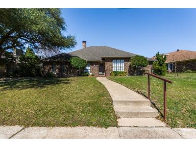 Richardson Rental For Rent: 1126 W Lookout Drive