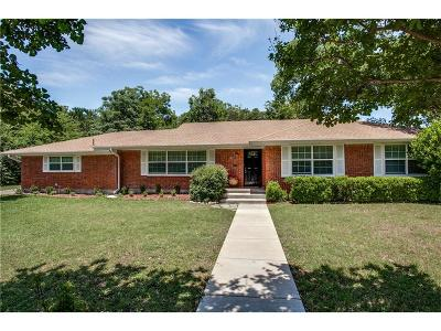 Single Family Home For Sale: 6615 Trammel Drive