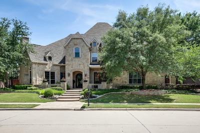 Flower Mound Single Family Home Active Option Contract: 3709 Imperial Drive