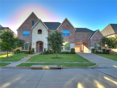 Murphy Single Family Home For Sale: 1324 Twin Knoll Drive