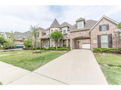 Murphy Single Family Home For Sale: 1316 Twin Knoll Drive