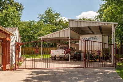 River Oaks Single Family Home Active Contingent: 4925 Troy Court