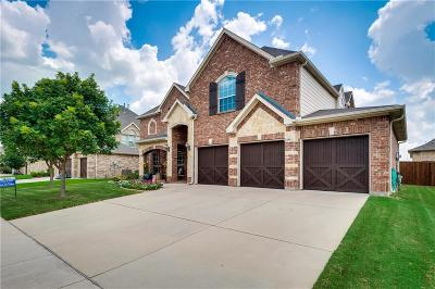 Prosper Single Family Home For Sale: 731 Texana Drive