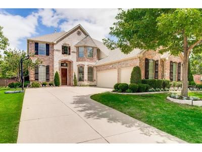 McKinney Single Family Home Active Kick Out: 8100 Oakcrest Drive