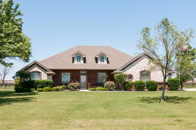 Haslet Single Family Home Active Option Contract: 2825 Aston Meadows Drive