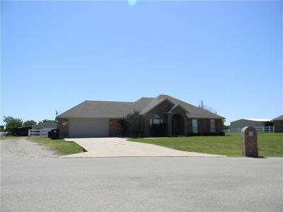 Haslet Single Family Home Active Contingent: 13724 Hickory Creek Drive