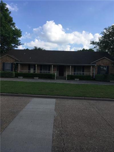 Dallas Single Family Home For Sale: 7508 Chattington Drive