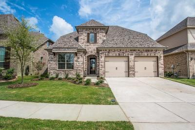 McKinney Single Family Home Active Contingent: 3012 Dustywood Drive
