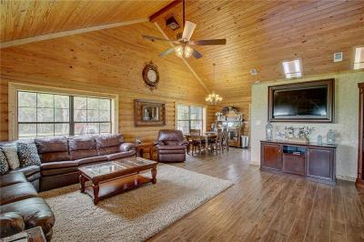 Grandview Single Family Home For Sale: 6001 County Road 406