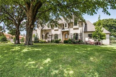 Mansfield Single Family Home Active Option Contract: 1505 Long And Winding Road