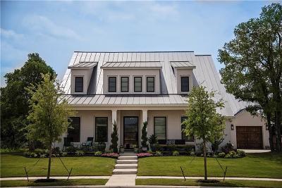 Aledo Single Family Home For Sale: 516 Prairie Run