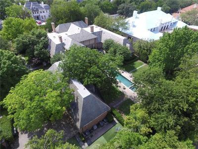 Preston Hollow, Preston Hollow Rev Single Family Home For Sale: 9410 Alva Court