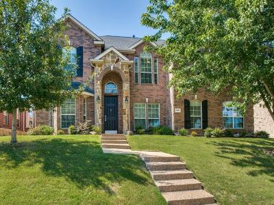 Frisco Single Family Home Active Option Contract: 1803 Timber Ridge Drive