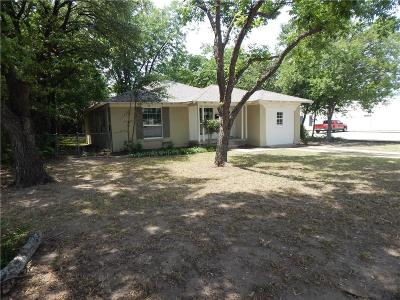 Carrollton Single Family Home Active Option Contract: 1716 E Belt Line Road
