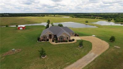 Blue Ridge Single Family Home For Sale: 10800 State Highway 78 N