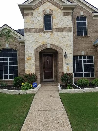 North Richland Hills Single Family Home For Sale: 6800 S Fork Drive