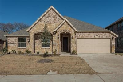 Melissa Single Family Home For Sale: 3607 Sequoia