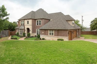 Arlington Single Family Home For Sale: 2110 Vista Ridge Court
