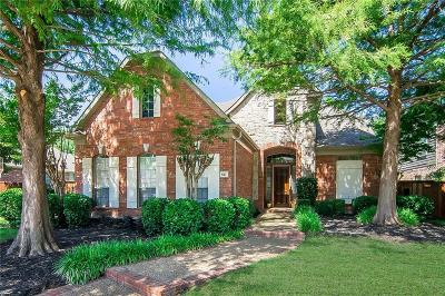Allen Single Family Home Active Option Contract: 621 Wills Point Drive