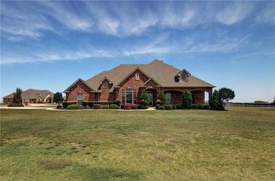 Azle Single Family Home For Sale: 112 Blacktail Lane