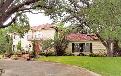 Brownwood Single Family Home Active Option Contract: 620 Oakpark Drive