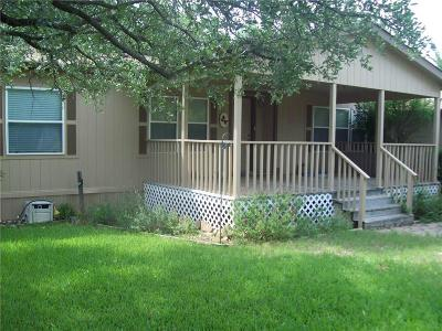 May TX Single Family Home For Sale: $134,500