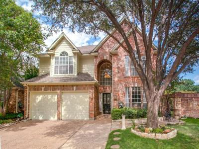 Addison Single Family Home For Sale: 14680 Plage Lane