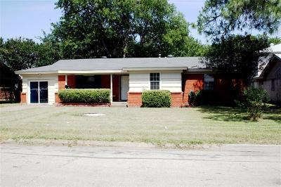 Bedford, Euless, Hurst Single Family Home For Sale: 816 Glenda Drive