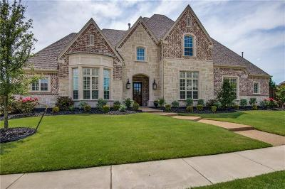 Allen Single Family Home For Sale: 1835 Walnut Springs Drive