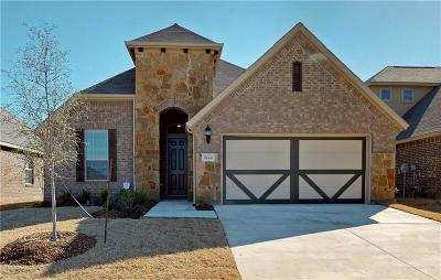 Fort Worth Single Family Home For Sale: 2444 Flowing Springs Drive