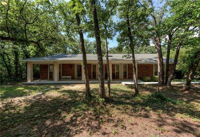 Denton Single Family Home For Sale: 5002 Oak Bend Circle