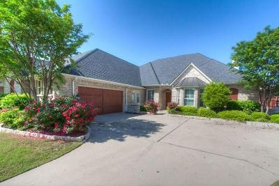 Tarrant County Single Family Home For Sale: 1927 Manor Way Drive
