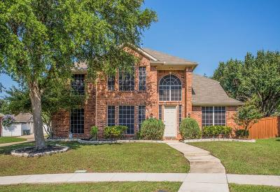 The Colony Single Family Home For Sale: 5925 Osprey Court