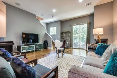 Dallas TX Townhouse For Sale: $515,000