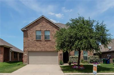 Prosper Single Family Home Active Contingent: 5490 Crestwood Drive