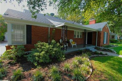 Fort Worth Single Family Home For Sale: 3621 Rogers Avenue